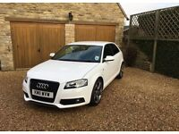 Excellent Condition Audi A3 2.0 TDI 2011 WHITE