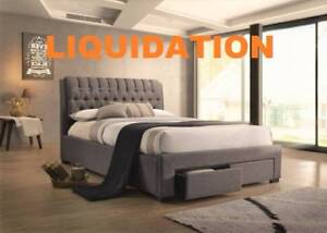 LIQUIDATION beds and mattresses
