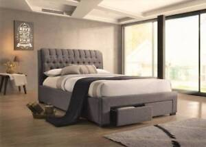 SPECIAL new ex-display STORAGE beds SALE
