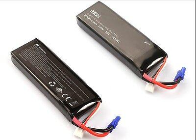 Original replacement battery for Hubsan H501S 2700mah