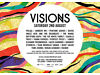 2 x Visions Festival Tickets for sale £21 each Chesterfield