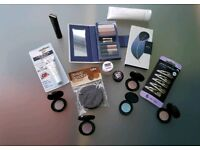 Assorted make up items