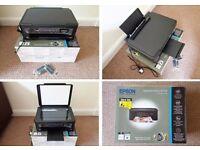 1-year-old Printer + Scanner