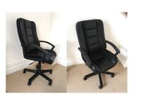 Office chair. Reclinable and adjustable height. Very good condition.