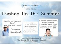The Head Clinic - Harrow | Mobile Beauty Enhancement | Fresher Face | Stop Sweating This Summer |