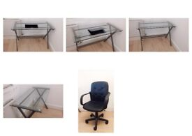 Desk and chair to sell