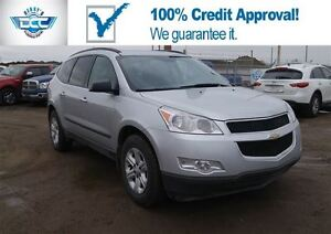 2011 Chevrolet Traverse LS 7 Passenger AWD!! Low Monthly Payment