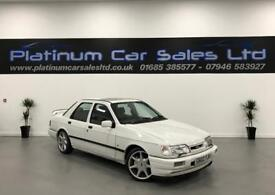 FORD SIERRA SAPPHIRE RS COSWORTH 2WD (white) 1990