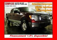 2009 Ford F-150 XLT 4x4 Crew Cab V8 *Mags