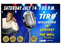 Bulwell Arts Festival Gospel Concert with Tiro Moshosho and friends