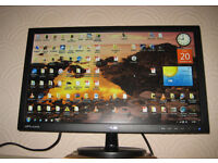 """ASUS VS238HV 23"""" IPS FULL HD PC / GAMING MONITOR WITH HDMI"""