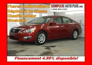 2013 Nissan Altima 2.5 S *Bluetooth, Fogs