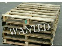 Wooden Pallets WANTED - Cobham, Surrey