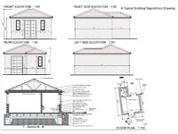 Building plans - Extensions, conversions, new builds, Planning and Building regs applications