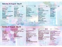 SW4 Festival Sunday Ticket - Deadmau5 - South West Four Festival