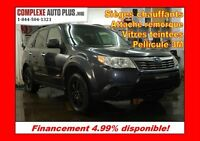2010 Subaru Forester 2.5 X AWD *Mags, Sieges chauffants, 4x4, 2.