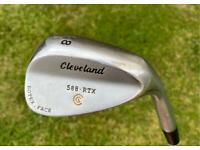 Cleveland 588 RTX 58 degree wedge