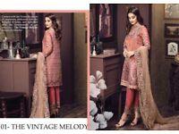 Pakistani designer wear