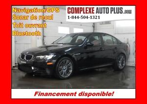 2008 BMW 3 Series M3 4.0L V8 414HP*NAVIGATION, CUIR ROUGE
