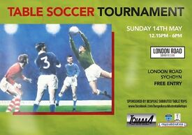 London Road Subbuteo Club Tournament