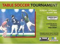London Road Subbuteo Club Tournament