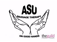 Acupressure Chair Massage; Free demonstration - NO further obligation from your side