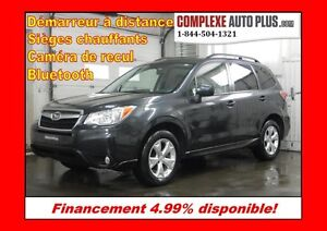 2014 Subaru Forester 2.5i Convenience *Camera recul, Mags,Fogs