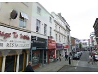 Ideally situated City Centre one bed flat