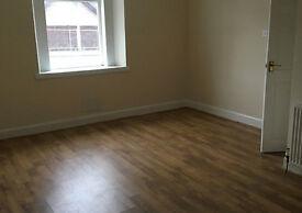 Large 2 Bedroom Unfurnished Flat to let Galashiels