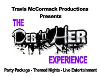 The Deb n Her Experience - Party Entertainment Package