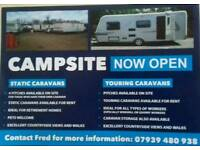 Static caravans available for rent in South Lanarkshire