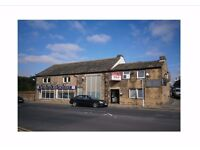 Highly Prominent and Fully Fitted Former Restaurant Premises To Let/ For Sale