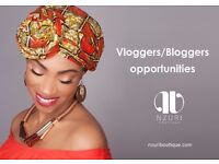 Volunteer Opportunity for Vloggers and Bloggers alike