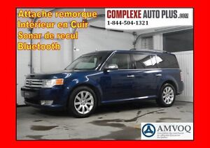 2012 Ford Flex Limited AWD 4x4 *Cuir,7 Passagers