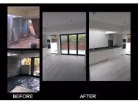 Nick and George Builders - Building and Decoration Services - Refurbishments - Renovations - London