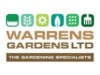 Part Time Gardener Required By Warrens Gardens LTD