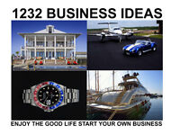 Business ideas CD 1232 business ideas for anyone wanting full or part time work