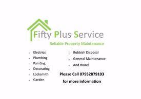 50Plus Services