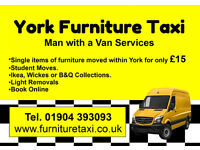 Man With A Van Service Only £15 - Fully Insured, Very Relaible & Professional