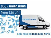 Professional - Affordable - On Demand - 24/7 MAN and VAN service.