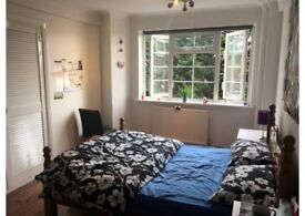 Double room in 3bedrooms flat