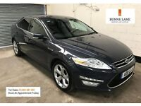 2011 Ford Mondeo Titanium TDCI 1 Owner Bluetooth, Parking sensors, Dab, 3 Month Warranty