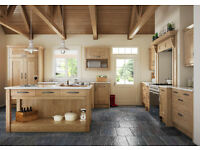 Clonmel Knotty Oak Kitchen Doors, Accessories and Cabinets From Kitchen Stori