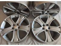 Genuine 20'' Land Range Rover Sport Alloy Wheels