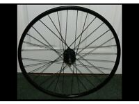 MTB FRONT WHEEL 26inch X 15mm DISK ONLY