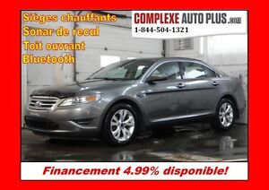 2011 Ford Taurus SEL 3.5L V6 *Toit ouvrant, Mags