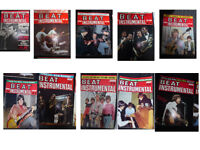Beat Instrumental magazine collection for sale