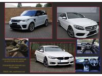CHAUFFEUR DRIVEN VEHICLE HIRE FOR WEDDINGS/PARTY'S/TRANSFERS/OTHER