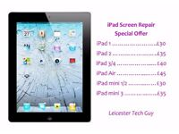 Apple iPhone and iPad Screen Repair Special Offer in Leicester