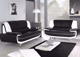 Comfy and Luxurious Sofa /// Brand New Carol 3+2 Seater Sofa Suite Call Now For Same Day